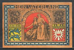 378-Altona Landesbürgergerrat 50, 2x75pf, 1 Et 2m 1922 - [11] Emissions Locales