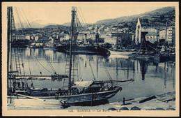 FRANCE POSTA MILITARE ITALIANA # 79 15/1/1943 - BASTIA - LE PORT - Bastia