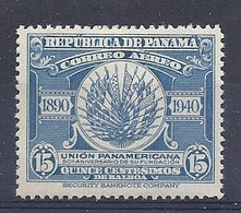 210039914  PANAMA.  YVERT   AEREO  Nº   56  */MH - Panama