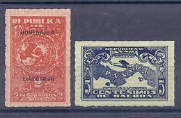 210039918  PANAMA.  YVERT   Nº   157/8  */MH - Panama