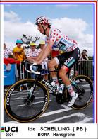 Ide   Schelling  .Cyclisme 2021 - 1 Cards Aux Choix Format Carte Postal  (1) - Unclassified