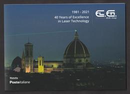 ITALIA 2021 Folder Gruppo El.En Eccellenza Nella Tecnologia Laser - Presentation Packs