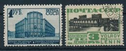 SOWJETUNION / RUSSLAND  -  1930  -  Michel  392/393 - Gebruikt
