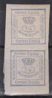1872 115 Corona Real Pareja  Nuevos - Nuevos