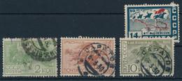SOWJETUNION / RUSSLAND  -  1930  -  Michel  385-388 - Gebruikt