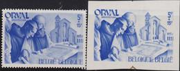 Belgie   .   OBP    .   567 A/B      .       **     .   Postfris  .   /   .   Neuf  SANS Charnière - Unused Stamps