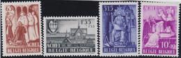 Belgie   .   OBP    .   773/776      .       **     .   Postfris  .   /   .   Neuf  SANS Charnière - Neufs