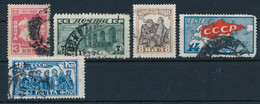 SOWJETUNION / RUSSLAND  -  1927  -  Michel  328A, ... - Gebruikt