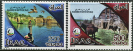 IRAQ 2015 Marshes In South Of Iraq Ducks Birds Cows Animals Fauna MNH - Patos