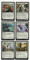 Magic The Gatering - Lotto 6 Carte - Vedi Foto - (FDC30955) - Lots