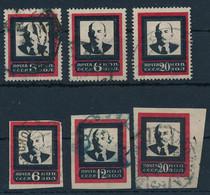 SOWJETUNION / RUSSLAND  -  1924  -  Lenin   -  Michel  239 III , ... - Gebruikt