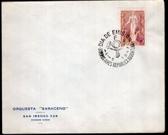 Argentina - 1947 - Matasello Primer Dia - FDC - Un Año De Gobierno - A1RR2 - Gebruikt