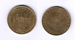 69 Lyon Cathédrale De Fourvière  2007 (69 LYO 1/07) Monnaie De Paris - 2007