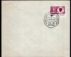 Argentina - 1958 - Carta - FDC - Matasello Especial - Consejo Nacional Del Menor - A1RR2 - Gebruikt
