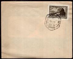 Argentina - 1951 - Carta - FDC - Matasello Especial - Plan Quinquenal - A1RR2 - Gebruikt