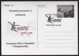 Croatia 2018 / European Men's Handball Champinship / EHF EURO CROATIA 2018 - Balonmano