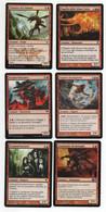 Magic The Gatering - Lotto 6 Carte - Vedi Foto - (FDC30964) - Lots