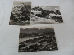 3 Cartoline  AUSTRIA - Non Classificati