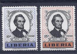 210040015  LIBERIA.  YVERT   Nº   363/4  **/MNH - Liberia