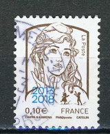 YT 5234 Obl (L2165) - 2013-... Marianne De Ciappa-Kawena
