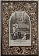 Joannes Baptista Willekens-priester-rillaer-st Peeters-rhode 1857 - Devotion Images