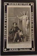 Franciscus Hubertus Leo Williame -gent 1891 - Devotion Images
