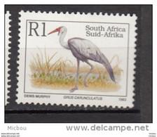 RSA, Afrique Du Sud, South Africa, MNG, Grue, Oiseau, Bird - Cranes And Other Gruiformes