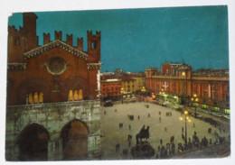 PIACENZA - Piazza Cavalli - Notturno - Piacenza