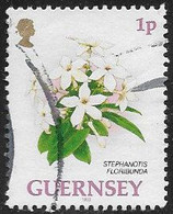 Guernsey SG562 1993 Definitive 1p Good/fine Used [39/31884A/25D] - Guernesey