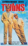 TC JAPON / 110-83383 - CINEMA - ARNOLD SCHWARZENEGGER - TWINS - MOVIE JAPAN Free Phonecard - S 17399 - Cinema
