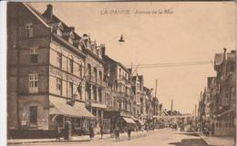 La Panne , De Panne  , Avenue De La Mer ( épicerie Delhaize Frères ) - De Panne
