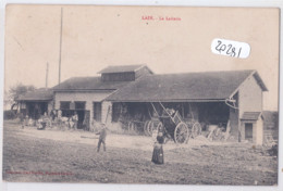 LAIN- LA LAITERIE- LES CHARRETTES DE LIVRAISON - Otros Municipios