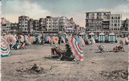 De Panne , La Panne , La Plage , Het Strand ,( Kleur ) - De Panne