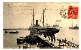 49603 - Semeuse  à BOUINAN - Covers & Documents