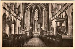 61thst 32 CPA - MOLSHEIM - INTERIEUR DE L'EGLISE - Molsheim