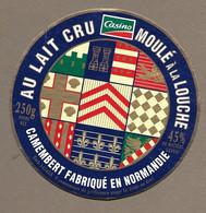 ETIQUETTE De FROMAGE.. CAMEMBERT Fab. En NORMANDIE.. CASINO - Cheese