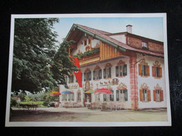 Postkarte Gasthof Lambach Am Chiemsee Photo-Hoffmann München - Oorlog 1939-45