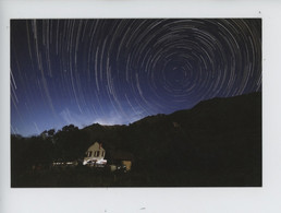 Les étoiles Du Dormillouse 2014 - Freissinières Parc Des Ecrins (observation Soleil, Constellation Téléscope) Cp Vierge - Otros Municipios