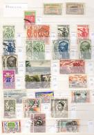 Petite Collection Timbres CAMEROUN; Numéros Michel; Oblitéré, Selon Scans, Lot 50091 - Camerun (1960-...)