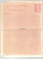 TARJETA  POSTAL   DOBLE - Postal Stationery