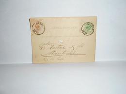 Postkaart Verstuurd Van Hasselt Naar Maasstricht 1879 - Cartoline [1871-09]