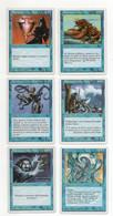 Magic The Gatering - Lotto 6 Carte - Vedi Foto - (FDC30968) - Lots