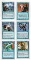 Magic The Gatering - Lotto 6 Carte - Vedi Foto - (FDC30971) - Lots