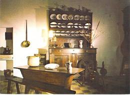 69 - Beaujeu - Musée Marius Audin - Intérieur Paysan Du Beaujolais (XIXe Siècle) - Beaujeu
