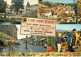 69 - Beaujeu - Multivues - Beaujeu