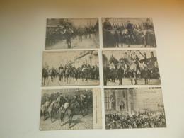Beau Lot De 10 Cartes Postales De L' Avènement Du Roi Albert      Mooi Lot Van 10 Postkaarten Koning Albert - 5 - 99 Cartes