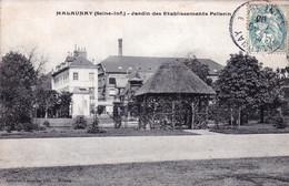 76 - Seine Maritime - MALAUNAY - Jardin Des Etablissements Pellerin - Other Municipalities