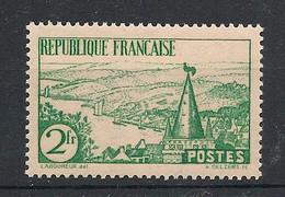 France - 1935 - N°Yv. 301 - Rivière Bretonne - Neuf Luxe ** / MNH / Postfrisch - Ungebraucht