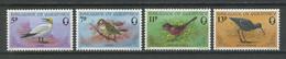 GUERNESEY 1978 N° 160/163 ** Neufs MNH  Superbes C 2,25 € Faune Oiseaux Birds Fou De Bassan Fauvette  Animaux - Guernesey