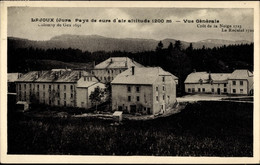 CPA Lajoux Jura, Vue Generale - Sonstige Gemeinden